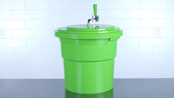 Choice 2.5 Gallon Salad Spinner