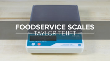 Taylor TE11FT Digital Scale