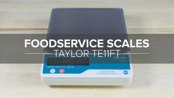 Taylor TE11FT Digital Scale