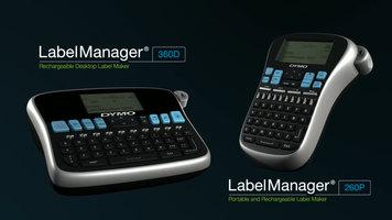 DYMO: LabelManager 360D & 260P