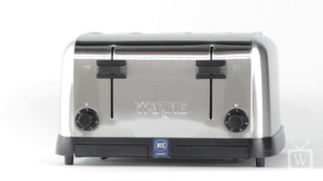 Waring WCT708 Commercial Toaster