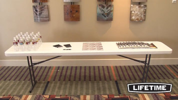 Lifetime 8 ft. Conference Table