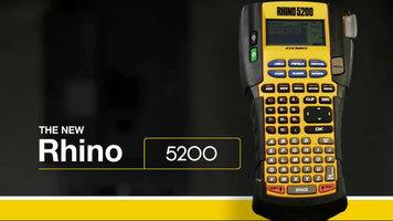 DYMO: Rhino 5200