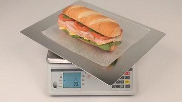 Cardinal Detecto RP30 Series Ingredient Scales