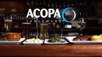Acopa Dinnerware