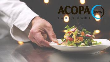 Acopa Nova Dinnerware