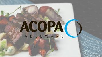 Acopa Flat Plates