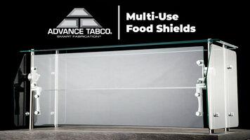 Advance Tabco: Multi-Use Food Shields