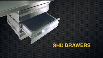 Advance Tabco SHD Drawers: Installation