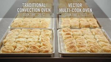 Alto-Shaam Vector Oven vs Convection Oven