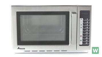 Rcs10ts Stackable Commercial Microwave