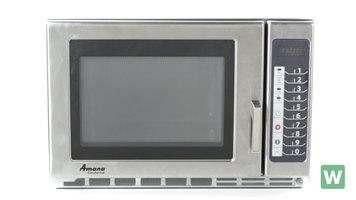 Amana RFS12TS Commercial Microwave