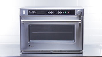 Amana AMSO Steamer Microwaves
