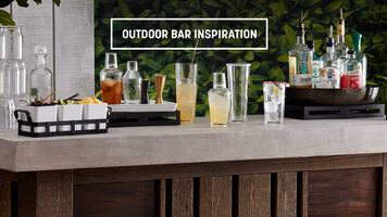 American Metalcraft Outdoor Bar Collection