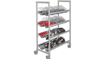 Cambro Angled Drying Rack