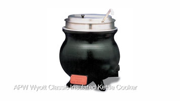APW Wyott Kettle Soup Cooker