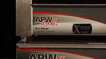 APW Wyott X*Pert Digital HotRod Roller Grill