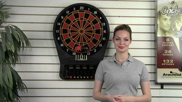 Arachnid CricketPro 650 Electronic Dart Board