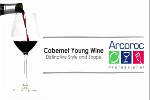 Arcoroc Cabernet Young Wine Glasses