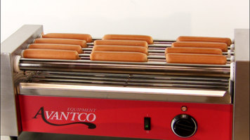 Key Features of the Avantco 12 Hot Dog Roller Grill