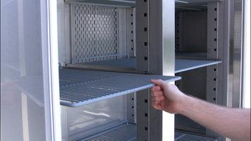 Avantco CFD-3FF 3 Door Reach In Freezer Review