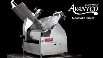 Avantco Automatic Slicers