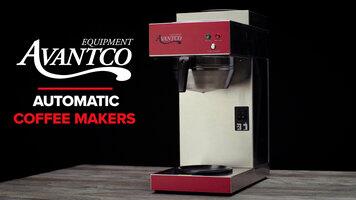 Avantco Automatic Coffee Brewers