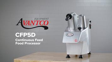 Avantco Continuous Feed Food Processor