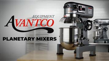 Avantco Planetary Mixers