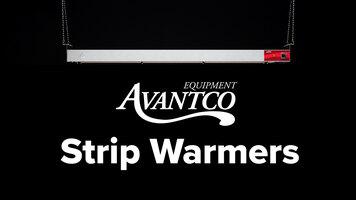 Avantco Strip Warmers