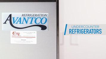 Avantco Undercounter Refrigerators