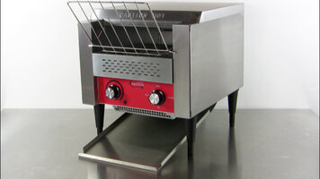 Features Of The Avantco Conveyor Toaster Oven
