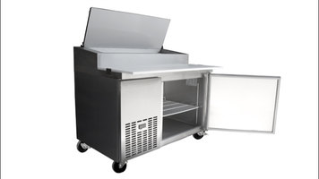Avantco PICL1 Refrigerated Pizza Prep Table Review