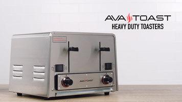 Avatoast Heavy Duty Toasters