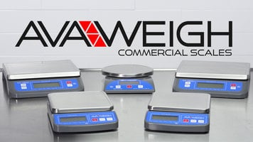 AvaWeigh Portion Control Scales
