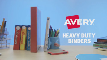 Avery Heavy Duty Binders