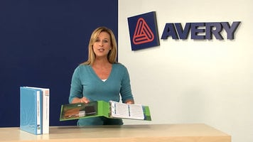 Avery Protect and Store Binders