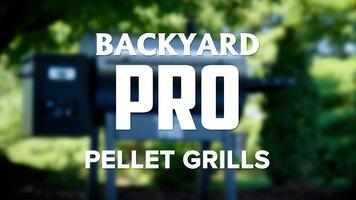 Backyard Pro Pellet Grills