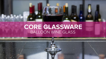 Core Balloon WIne Glass