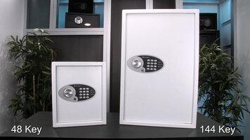 Barska Digital Multi-Key Wall Safes