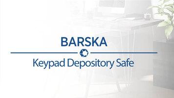 Barska DX Series Depository Safes Overview