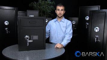 Barska AX11930 Large Digital Keypad Depository Safe