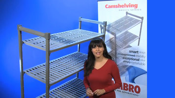Cambro Basics Shelving Assembly