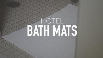 Hotel Bath Mats