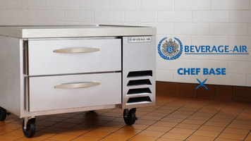 Beverage-Air Chef Bases