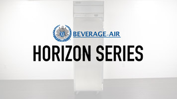 Beverage Air Horizon Series Reach-In Refrigerator