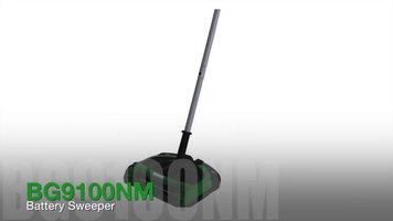 Bissell BG9100NM Battery Floor Sweeper