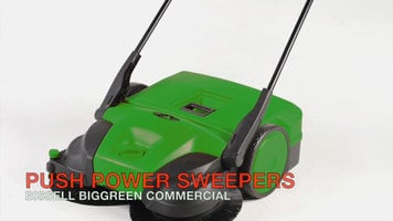 Bissell Push Power Sweepers