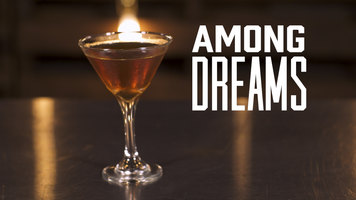 How to make an Among Dreams Cocktail