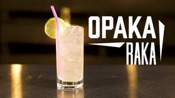 How to Make an Opaka Raka Cocktail